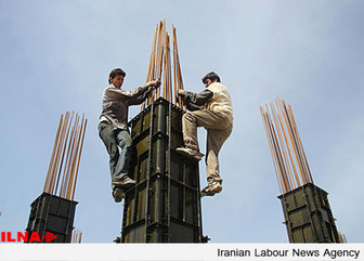 معرفی هیئت مدیره کانون انجمنهای صنفی کارگران ساختمانی تهران