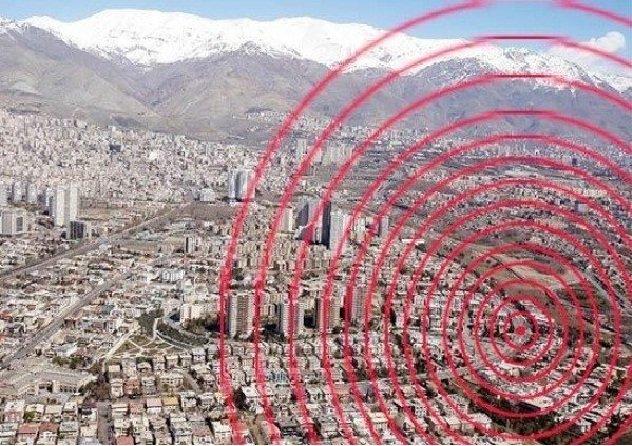 وقوع 10 زلزله بیشتر از 3 ریشتر در 8 استان