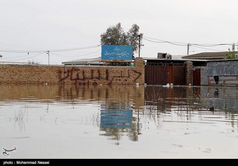 آخرین اخبار بارندگی ایران| هشدار به 6 استان برای وزش باد شدید/ شاهراه ترانزیتی جنوب مسدود شد/ ۳ سد در لرستان سرریز کرد